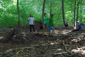 Kinderkampen Natuurkampen